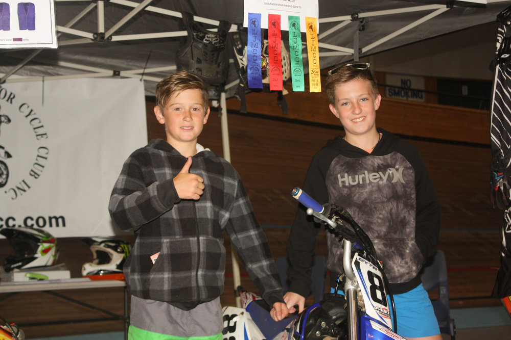 Launceston Junior Motorcycle Club