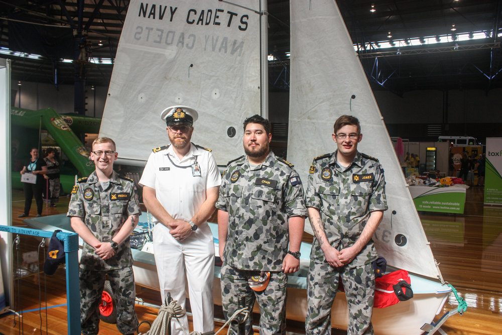 1st Tamar Sea Scouts