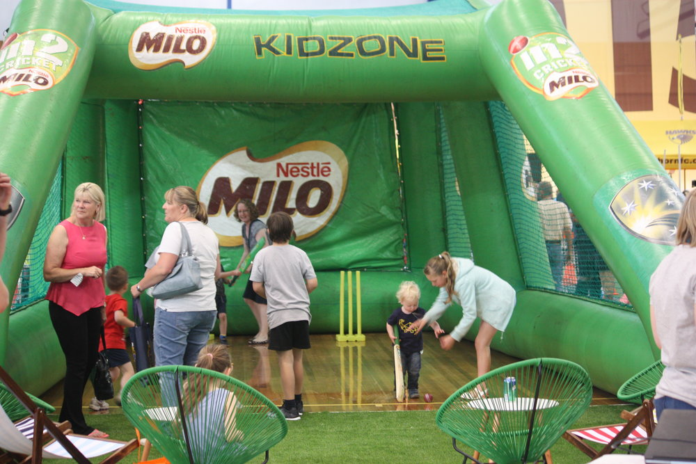 Milo Cricket supported by Launceston Toyota