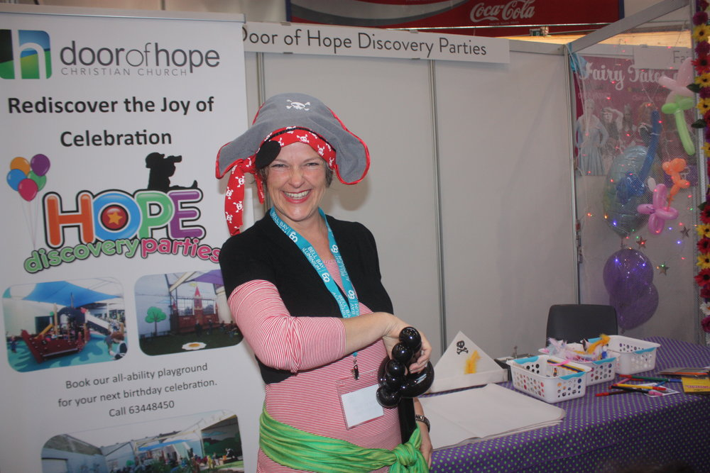 Dorothy from Door of Hope Discovery Parties