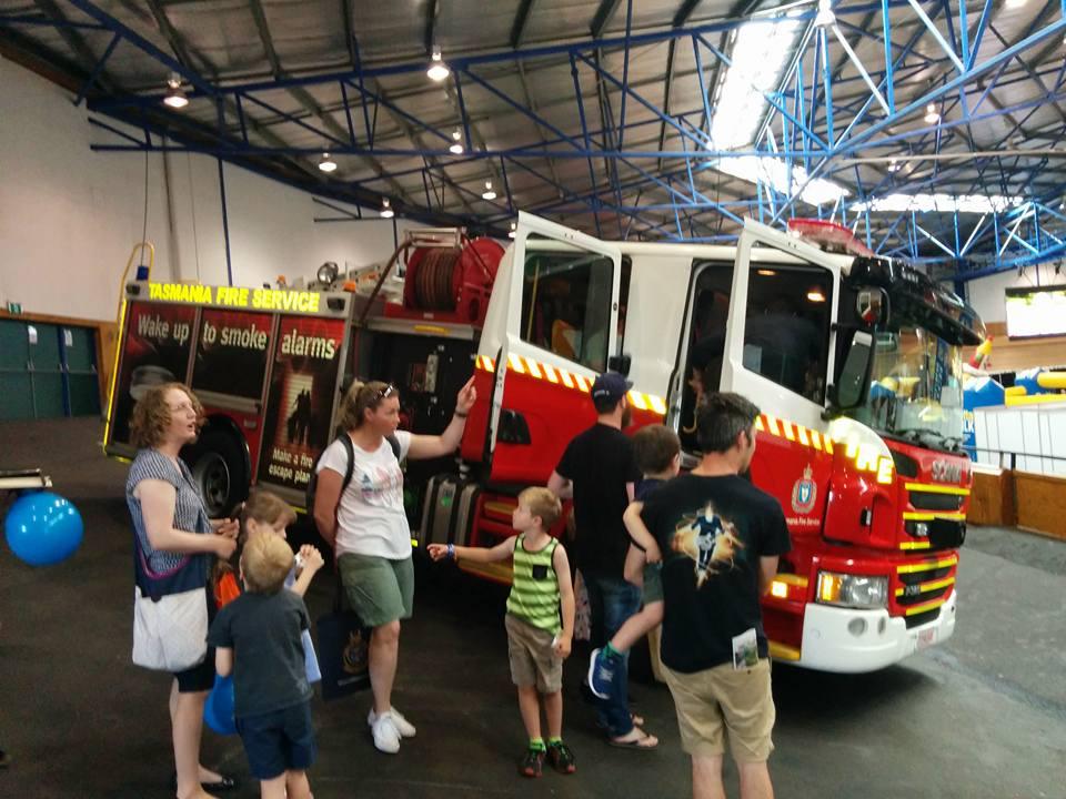 Tasmanian Fire Service
