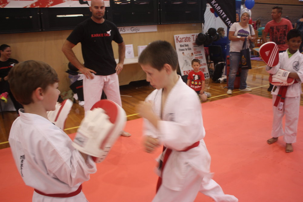 Karate Tas