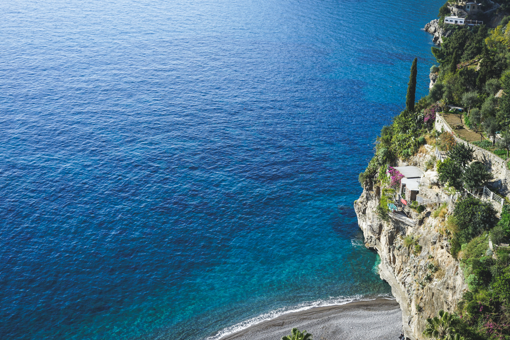 Positano Coast || Winter in Positano