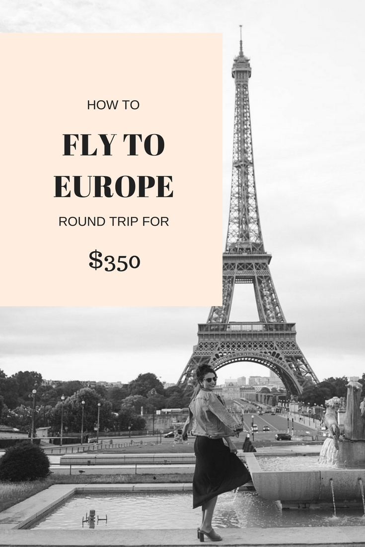 Fly to Europe Cheap