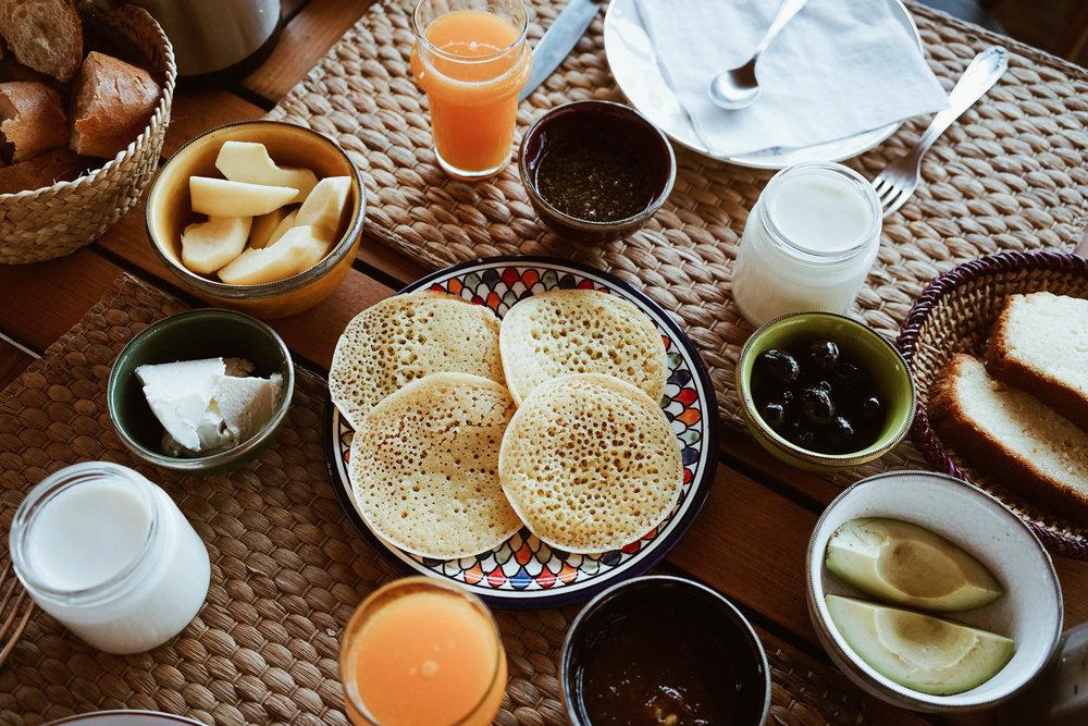 Riad-Anata-Moroccan-Breakfast