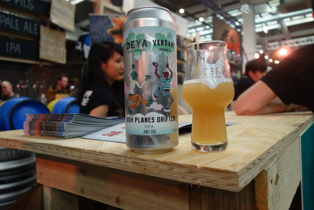 Craft Beer Rising 2017 Deya Brewery