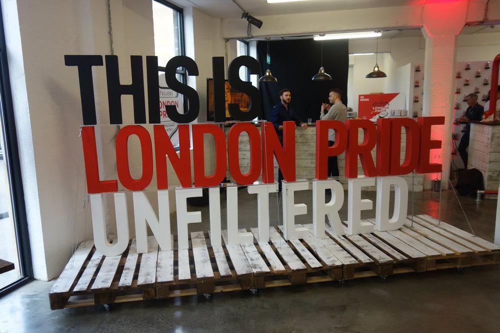 Craft Beer Rising 2017 Fullers