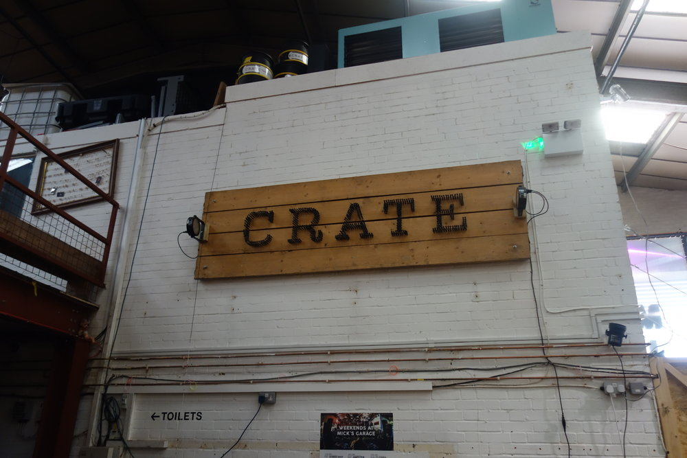 Crate Brewery Hackney Wick