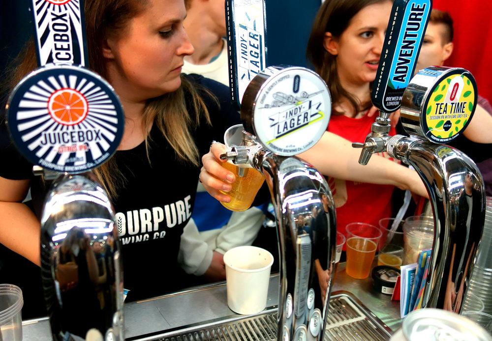 Fourpure London Brewers' Market