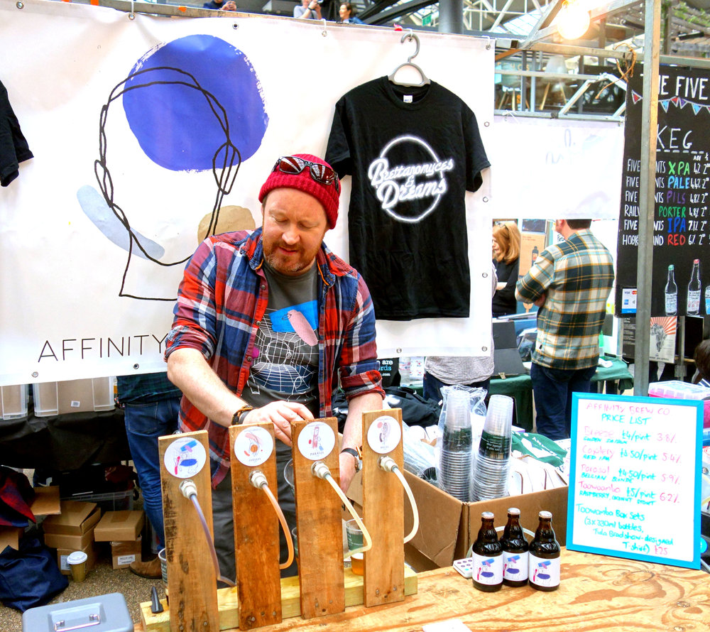 Affinity Brew Co London Brewers' Market