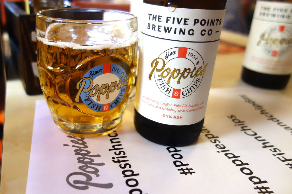 Five Points Poppies Pale Ale