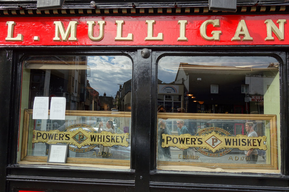 L. Mylligan Grocer Dublin