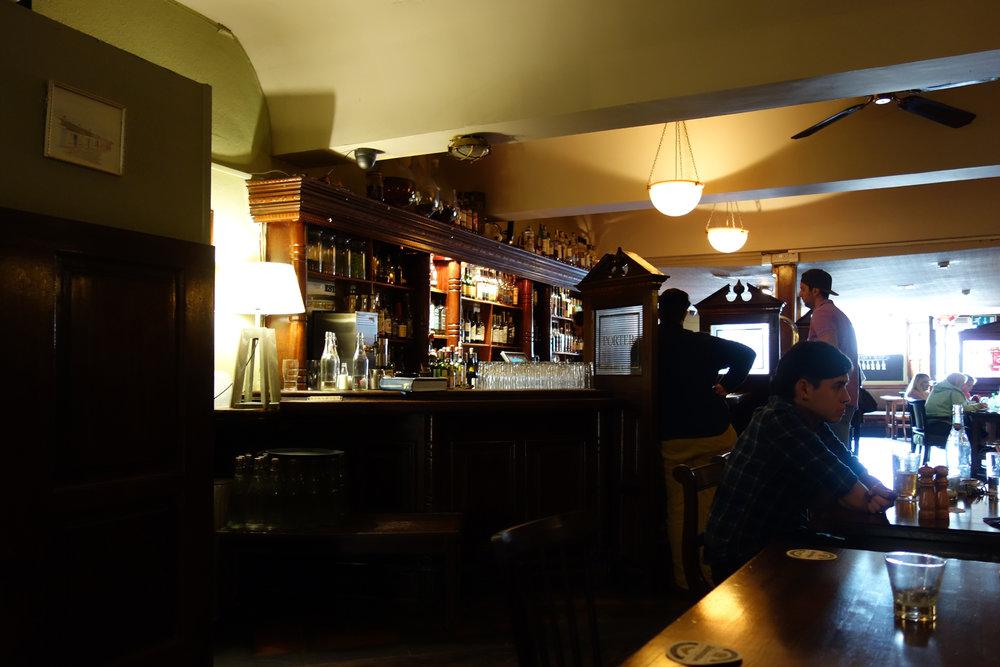 L. Mulligan Grocer Pub Dublin