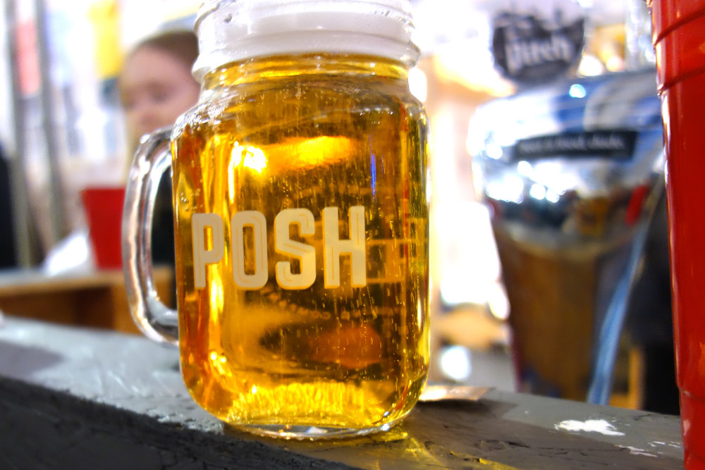 Forest Road Brewery POSH
