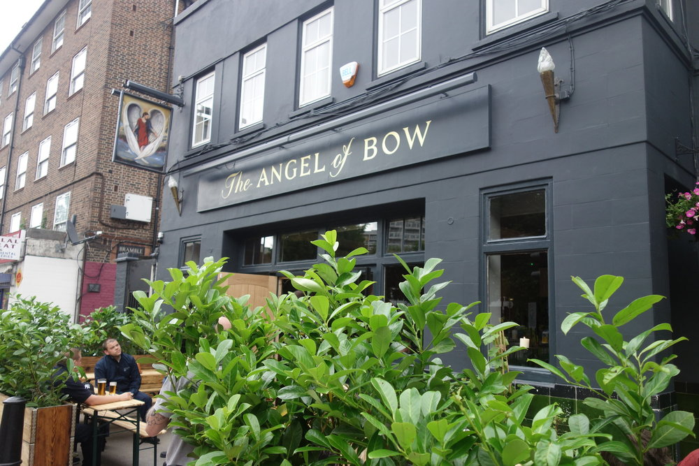 Angel of Bow