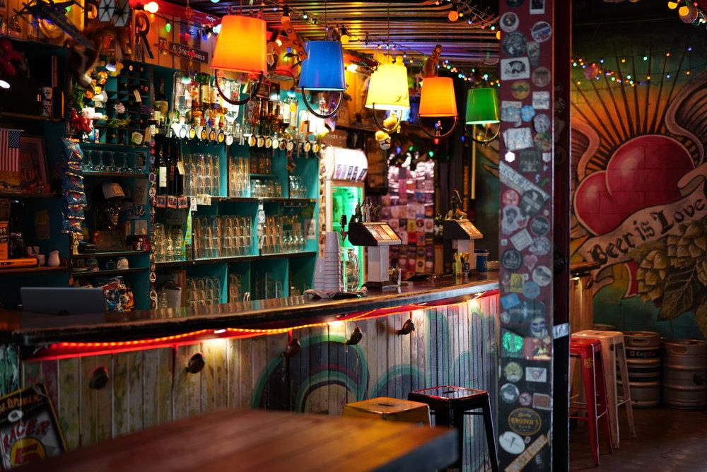 Golding's Dive Bar Wellington