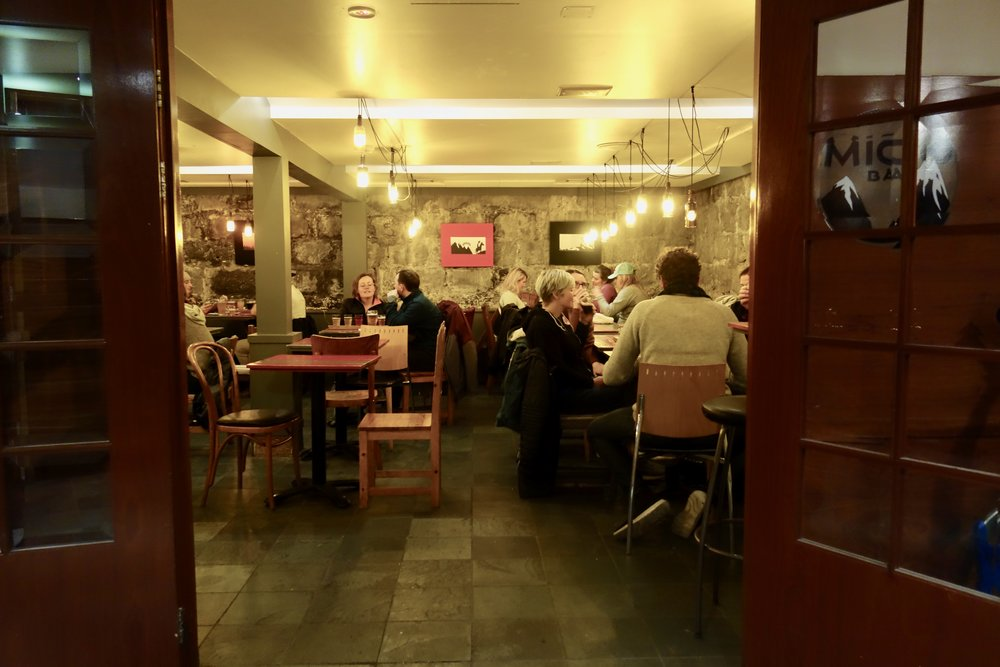 Micro Bar Reykjavik, Iceland