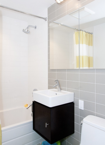 Modern Eichler Bathroom Remodel