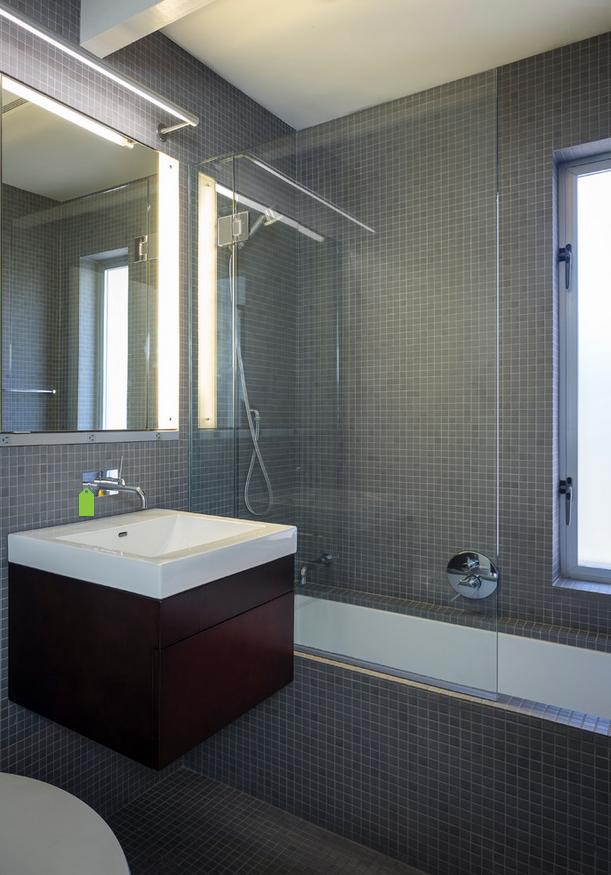 modern bathroom eichler modern bathroom eichler remodel - Mid Century Modern Bathroom Remodel