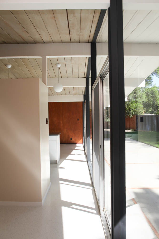 Eichler Windows