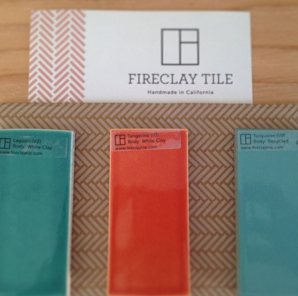 Fireclay Sustainable Tile