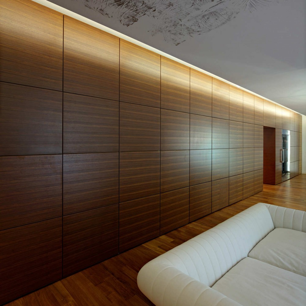 Modern Wood Walls 6 modern wood walls that will inspire our next project — mid
