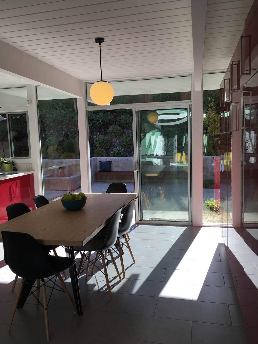 Eichler Tile Floors