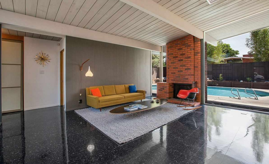 Flooring options for eichler renovations mid century modern interior designer portfolio