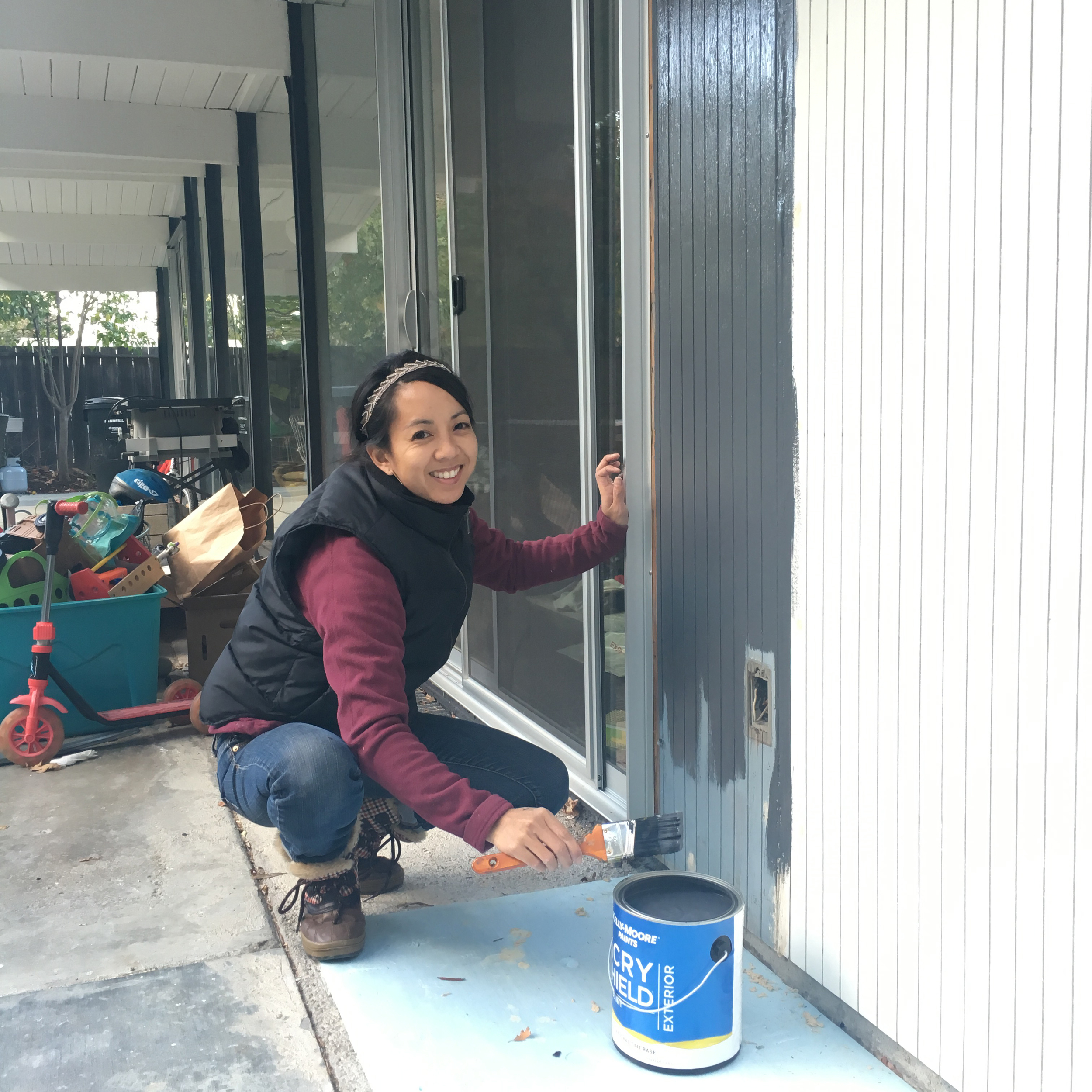 Eichler Siding Replacement