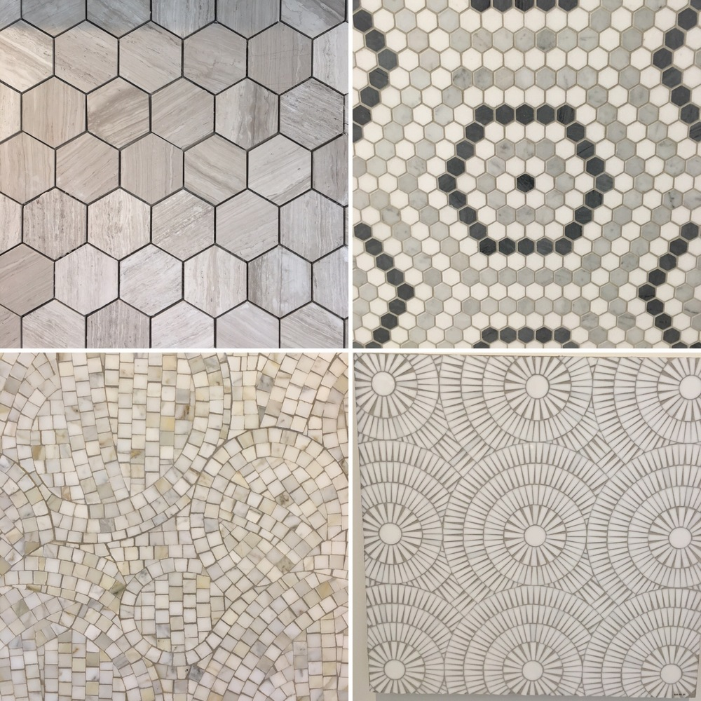 Mosaic Tile from Instyle Charlotte