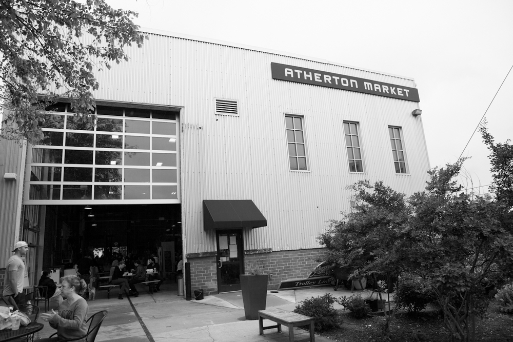 Atherton Mill Market