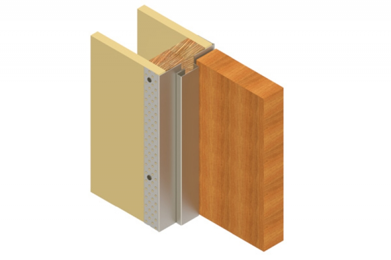 EZYJamb is a split-type door jamb manufactured from cold rolled steel to produce a strong and secure assembly.  sc 1 st  Destination Eichler & Flush Door Jambs and Hidden Hinges u2014 Mid Century Modern Interior ...