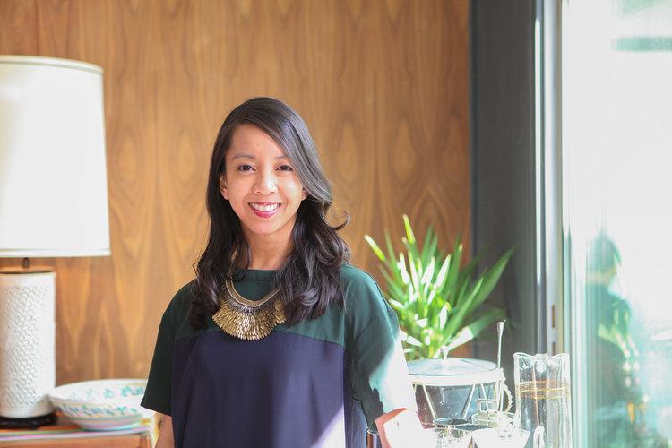 Principal Designer, Karen Nepacena