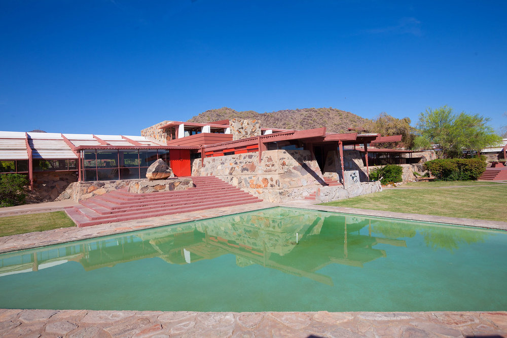 Taliesin West Pool