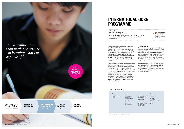 recruitment brochure piper design co