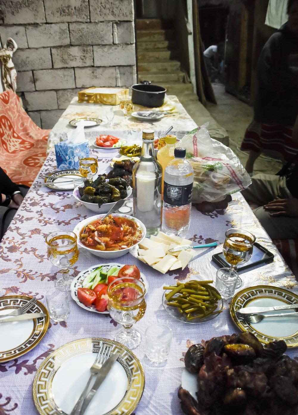 Hasmik's Table