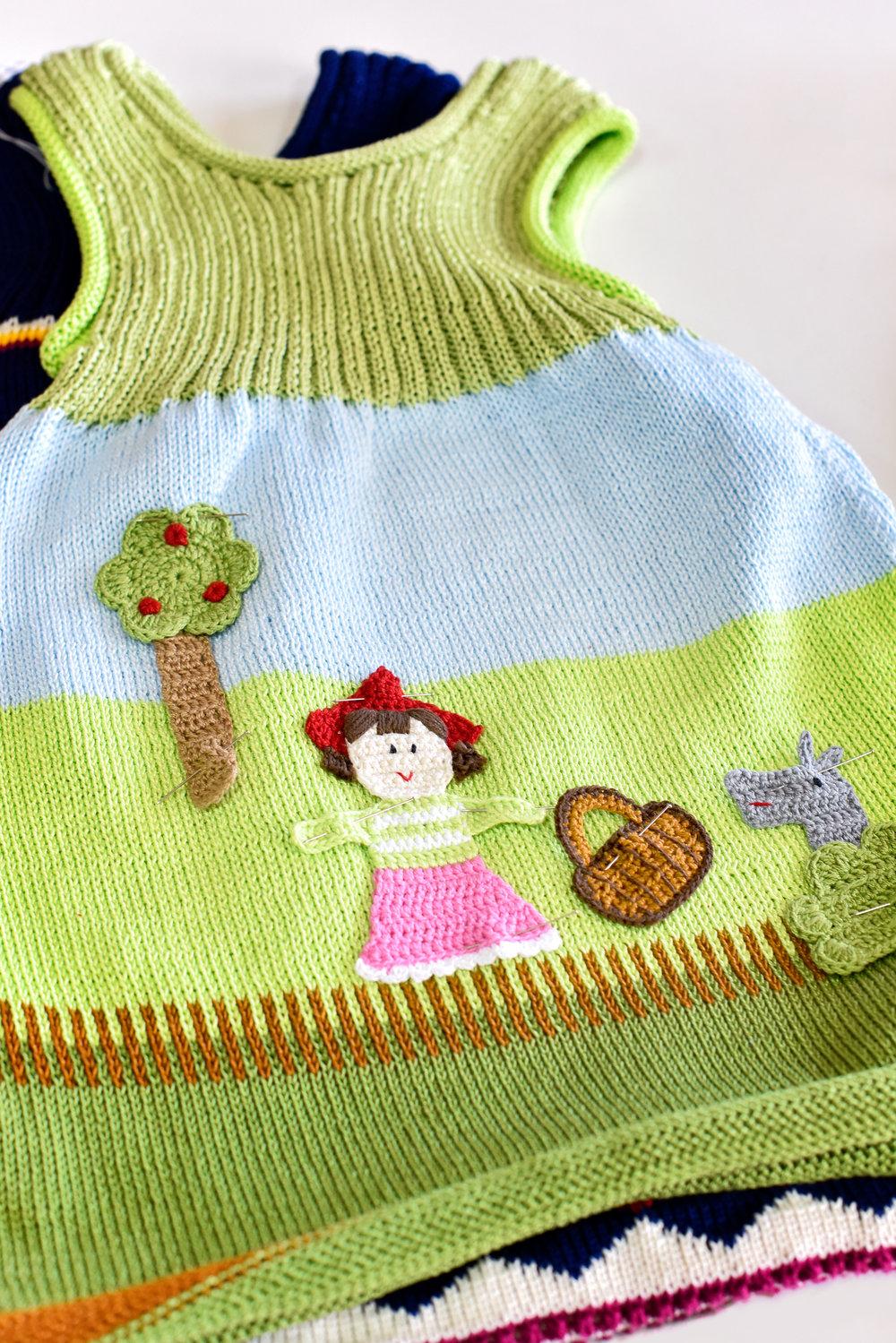 Handmade children's clothing for European retailers
