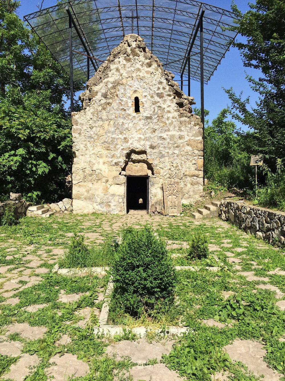 Mayravank monastery church
