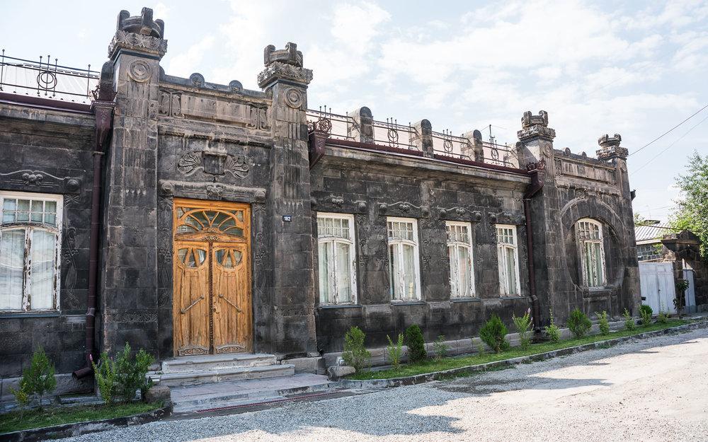 19th century historic home