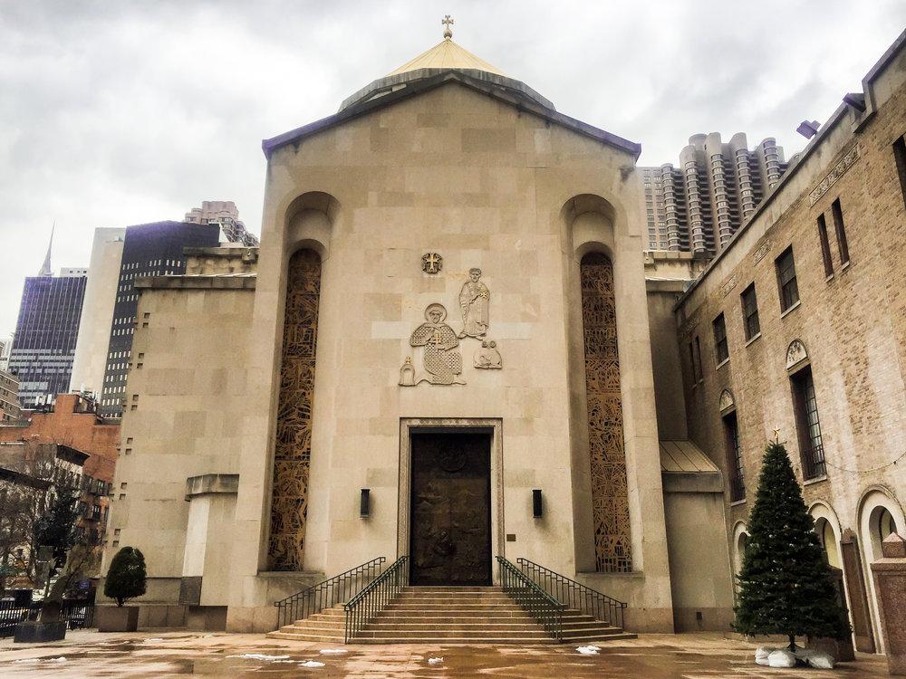 St. Vartan Cathedral, New York, NY