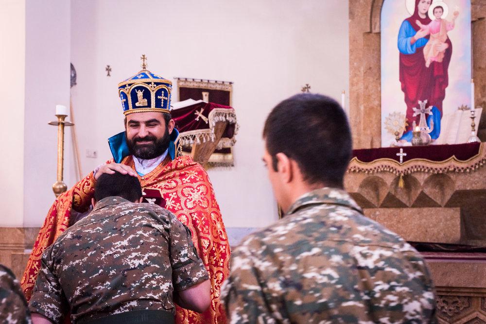 Ter Aram, Berd, Armenia