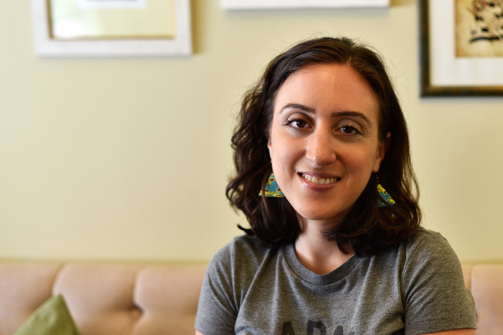 Ani Jilozian, is a research and data specialist at the Women's Support Center, Yerevan, Armenia.