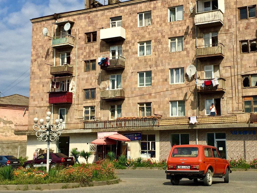 The town of Noyemberyan
