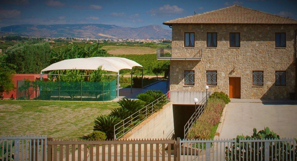 Tenuta dei Mille's Winery in Menfi