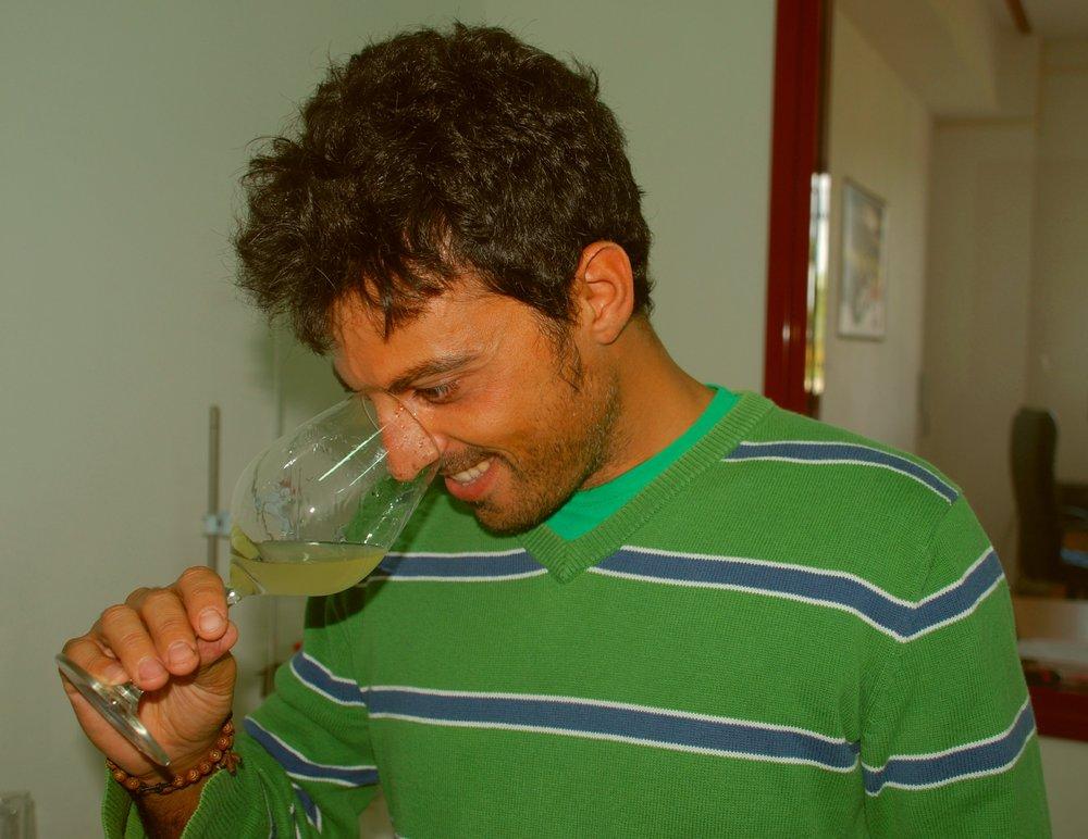 The Wine Process