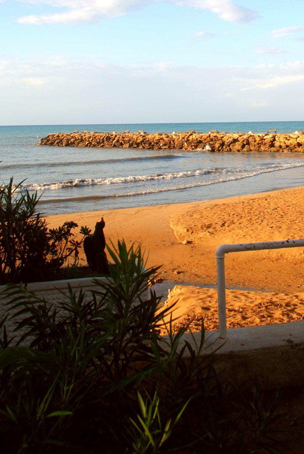 Porta Palo beach, Sicily