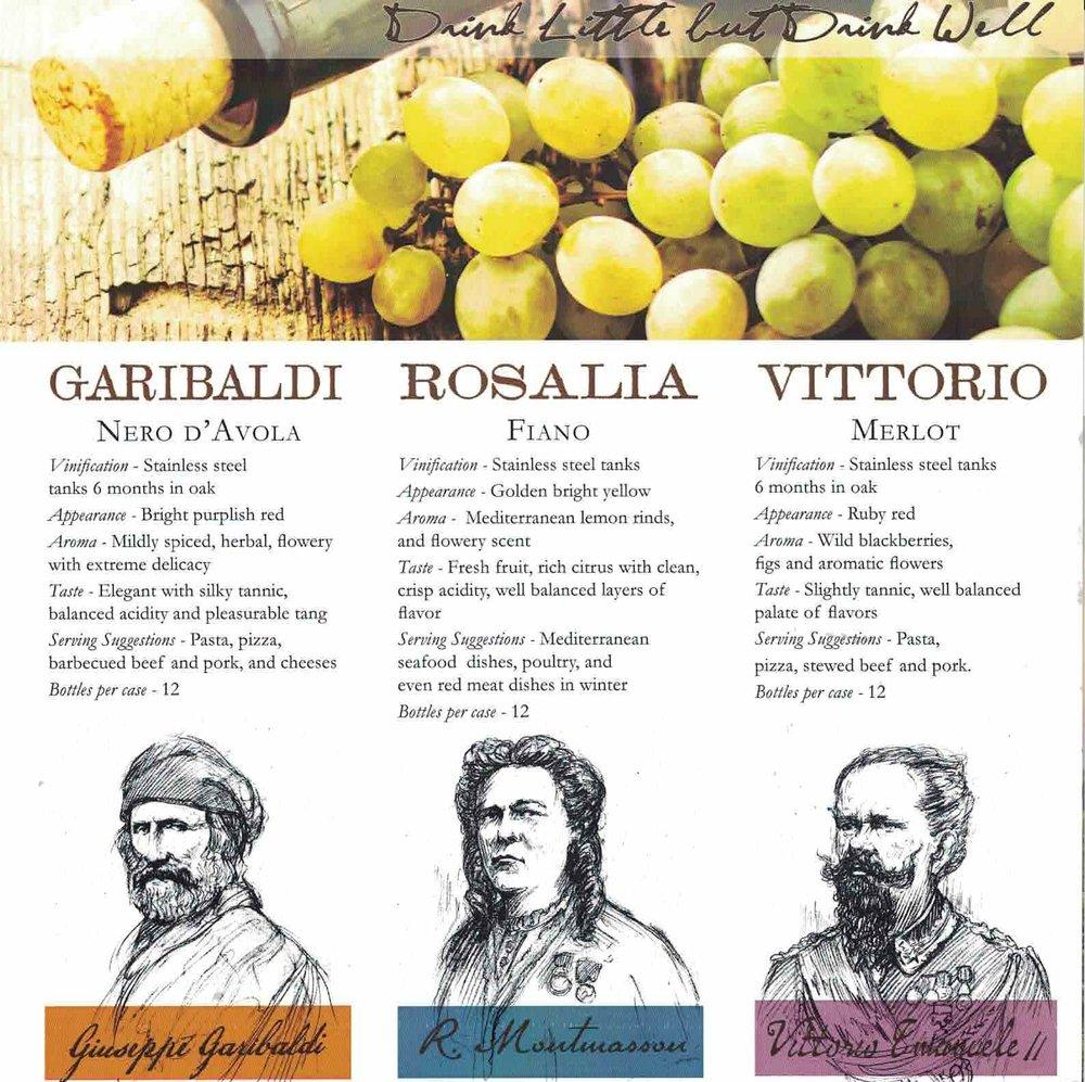 Wine Portfolio