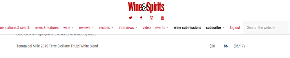 #wineand spirit magazine