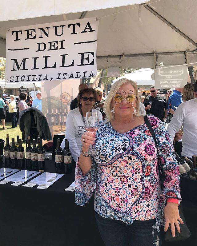 Wine glasses, She has the spirit! #cheers #hhiwff #whitewine #redwine