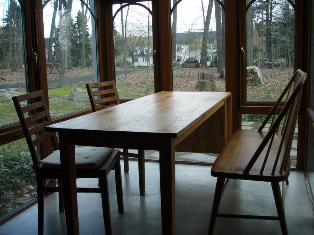 Red Oak Farm-style Table